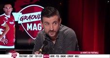 Graoully Mag du Lundi 17 Avril 2017 - Invité : Grégory LECA (Ancien milieu défensif FC Metz)
