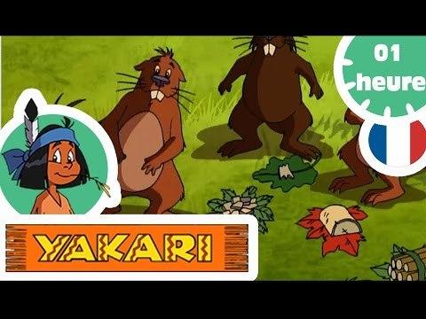 YAKARI - 1 Heure - Compilation #04