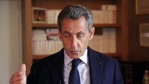 Nicolas Sarkozy soutient François Fillon