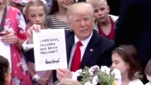 Late-night laughs: Trump's first Easter Egg Roll
