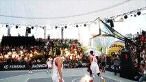 Teaser Basket 3X3 FIBA // THE BRIDGE 2017
