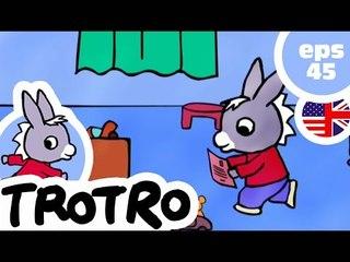 TROTRO - EP45 - Trotro gets Zoe a birthday present