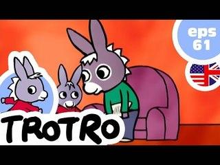 TROTRO - EP61 - Trotro and the bird