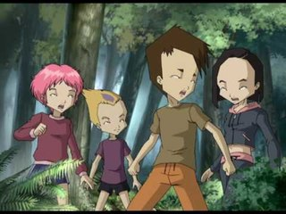 CODE LYOKO - EP74 - I'd rather not talk about it