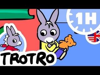 TROTRO - 1 hour - Compilation #03 - Trotro is in a bad mood