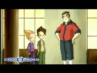 CODE LYOKO - EP09 - Satellite