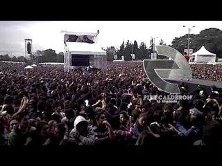 Pipe Calderón - Concierto Evento 40 principales (Pa Mi Nada Más 2011) ®