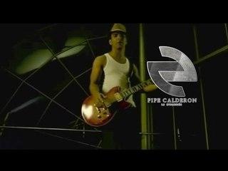 Pipe Calderón - Tu No Vales (Official Video) ®