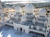 United Arab Emirates Megastructure (Extreme Engineering) -  Sheikh Zayed Grand Mosque Project (Abu Dhabi)
