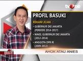 Profil dan Rekam Jejak Pasangan Calon Gubernur DKI Jakarta