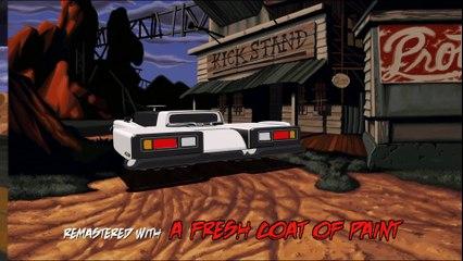 Full Throttle Remastered : Full Throttle Remastered    Release Trailer