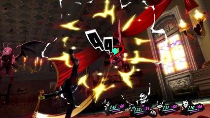 Persona 5 : Persona 5 - Accolades Trailer   PS4
