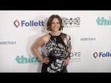 Chyler Leigh & Nathan West // 6th Annual Thirst Gala Red Carpet