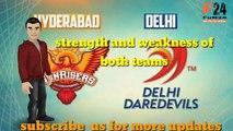 SRH VS DD BETTING 2017 ! 19 APRIL! 21ST MATCH OFF VIVO IPL 2017