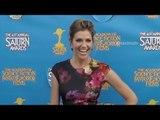 Tricia Helfer (Battlestar Galactica) // 41st Annual SATURN Awards Red Carpet