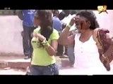 Ambiance au stade vers 15h - Modou Lo Vs Balla Gaye 2  - Bantamba - 07 Août 2012 ( Archive)