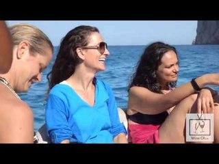 Wine Oh TV with Monique Soltani: Sardinia Episode Sneak Peek