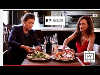 Pizza & Wine Pairing with San Francisco Star Sommelier Shelley Lindgren