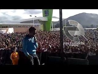 Pipe Calderón - Usme, Bogotá (Concierto, Tus Recuerdos Son Mi Dios Colombia 2010) ®