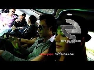 Pipe Calderón - Tus Recuerdos son mi Dios (Detrás de Cámaras) ®