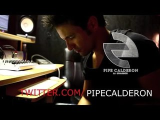 Pipe Calderón Feat. Dvice - La Ideal Remix (Making Of) ®