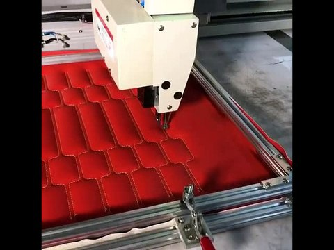 This is How Diamond Stiching is made!