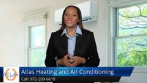 Plano Heating and Cooling – Atlas Heating and Air Conditioning Incredible Five Star Review