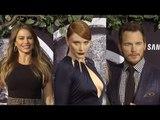 "Chris Pratt, Bryce Dallas Howard, Sofia Vergara, Lindsey Vonn ""Jurassic World"" LA Premiere"