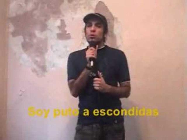 Cantando por tu vieja - Puto A Escondidas (2007)