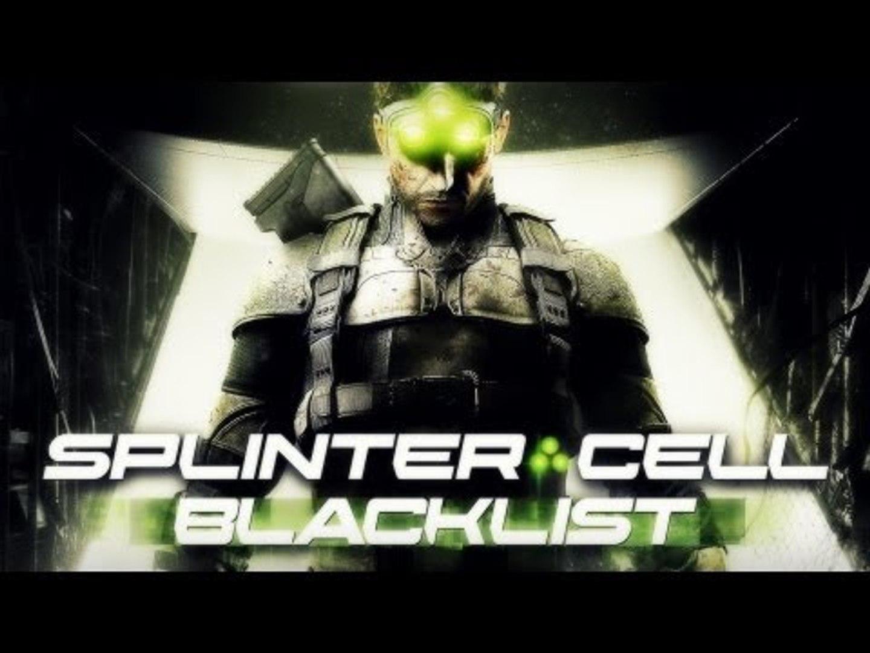 Splinter Cell: Blacklist - PC Gameplay