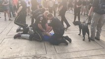 Protesters Arrested Following Brawl at Richard Spencer Event in Auburn