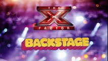 The X Factor Backstage with TalkTalk - Emily talks Disco with Roman