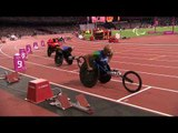 Athletics - Men's 200m - T53 Final - London 2012 Paralympic Games