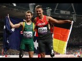 Athletics - Men's 100m - T42 Final - London 2012 Paralympic Games