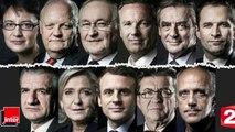 Présidentielle - 15 minutes pour convaincre, sur France Inter et France 2