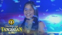 Tawag ng Tanghalan Kids: Reign Basa gets her 2nd win!