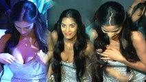 H0T Poonam Pandey HIDES Her Cleavage Seeing Cameras | OOPS Moment