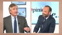 Edouard Philippe (LR) : Pour François Fillon « Les second tour ne sera pas si simple »