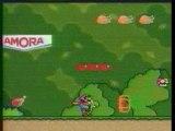 Pub Super Nintendo - 'Mario - Amora'