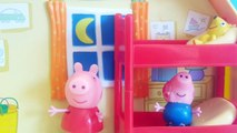 Peppa Pig  George IS WOUNDED BY A SPIDER - Toys English Episodes - Juguetes de Peppa Pig