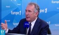 François Bayrou, invité de Fabien Namias sur Europe1 - 190417