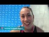 IPC Blogger - Sarah Louise Rung (NOR) - London 2012 Paralympics, Paralympics 2012