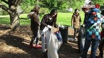 Chatou : les collégiens sensibilisés à la propreté urbaine