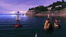Le Monde de Nemo 3D -- Extrait 3 'Les mouettes' - VF - En Blu-ray 3D et Blu-ray