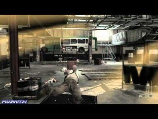 Max Payne 3 - PC Gameplay #2 (with some Youtube Poop)