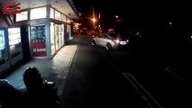 アウディTT試乗/クワトロ 4WD/Audi TT Quattro V6 3.2/Night Test Drive 250ps GoPro