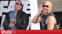 Vin Diesel et Dwayne The Rock Johnson enterrent la hache de guerre
