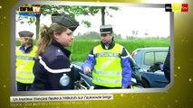 Un tracteur français flashé à 150km/h sur l'autoroute belge