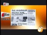 Yeewu Leen - 20 Mai 2015 - Revue de presse avec Mamadou M.Ndiaye