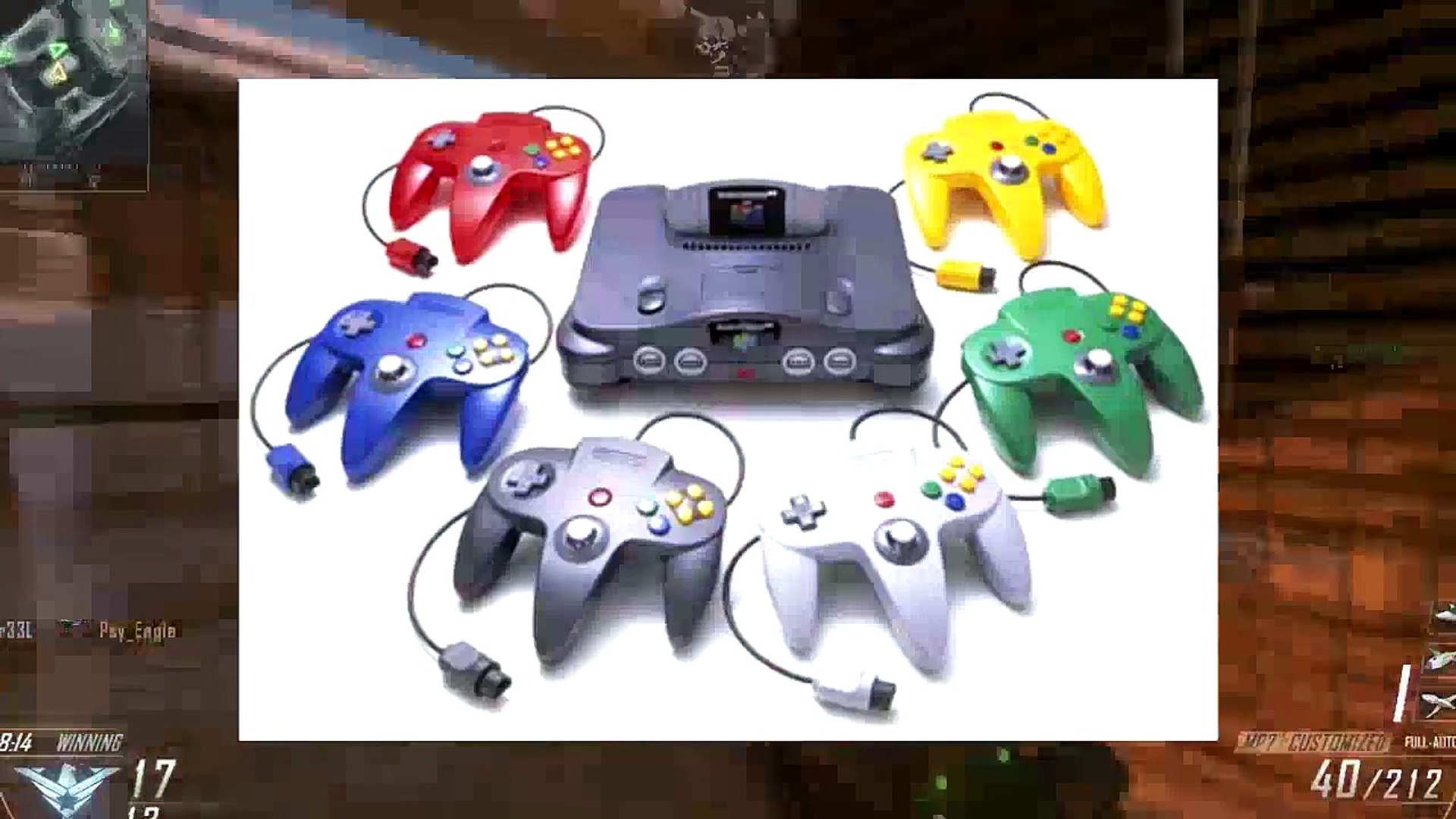 A Short History: Video Game Consoles